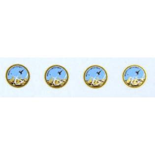 Försökscentralen FC badge x 4