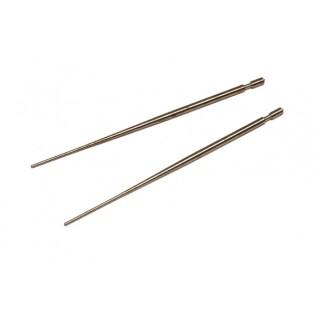 2 x pitotrör för SAAB 32 Lansen