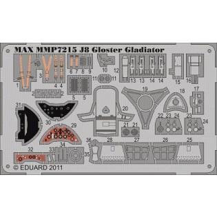 J8 Gloster Gladiator detail set
