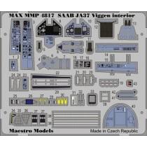 SAAB JA37 Viggen cockpit detail set (TAR)