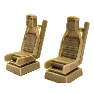 SAAB J32 Lansen resin seats for Hobbyboss